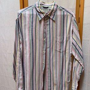 Men's J Crew button down shirt